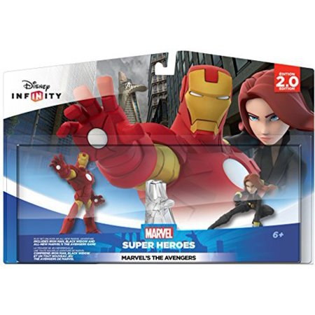 Disney Infinity 2.0: Marvel Super Heroes - Marvel's The Avengers Play
