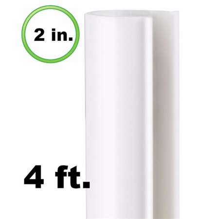 Circo 06 4 ft. x 2 in. Snap Clamp ABS for 2 in. PVC Pipe - image 1 of 1