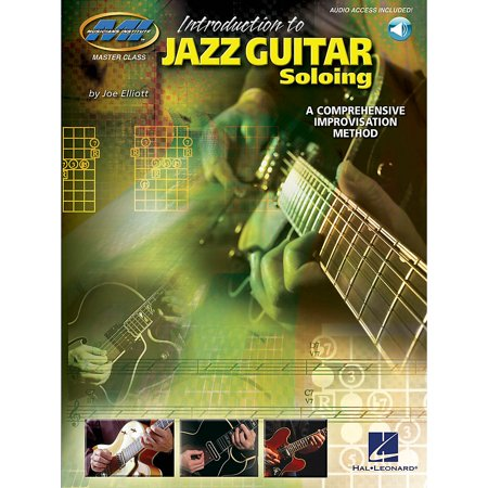 Musicians Institute Introduction to Jazz Guitar Soloing Musicians Institute Press Series Softcover with CD by Joe Elliott (Institute Press)