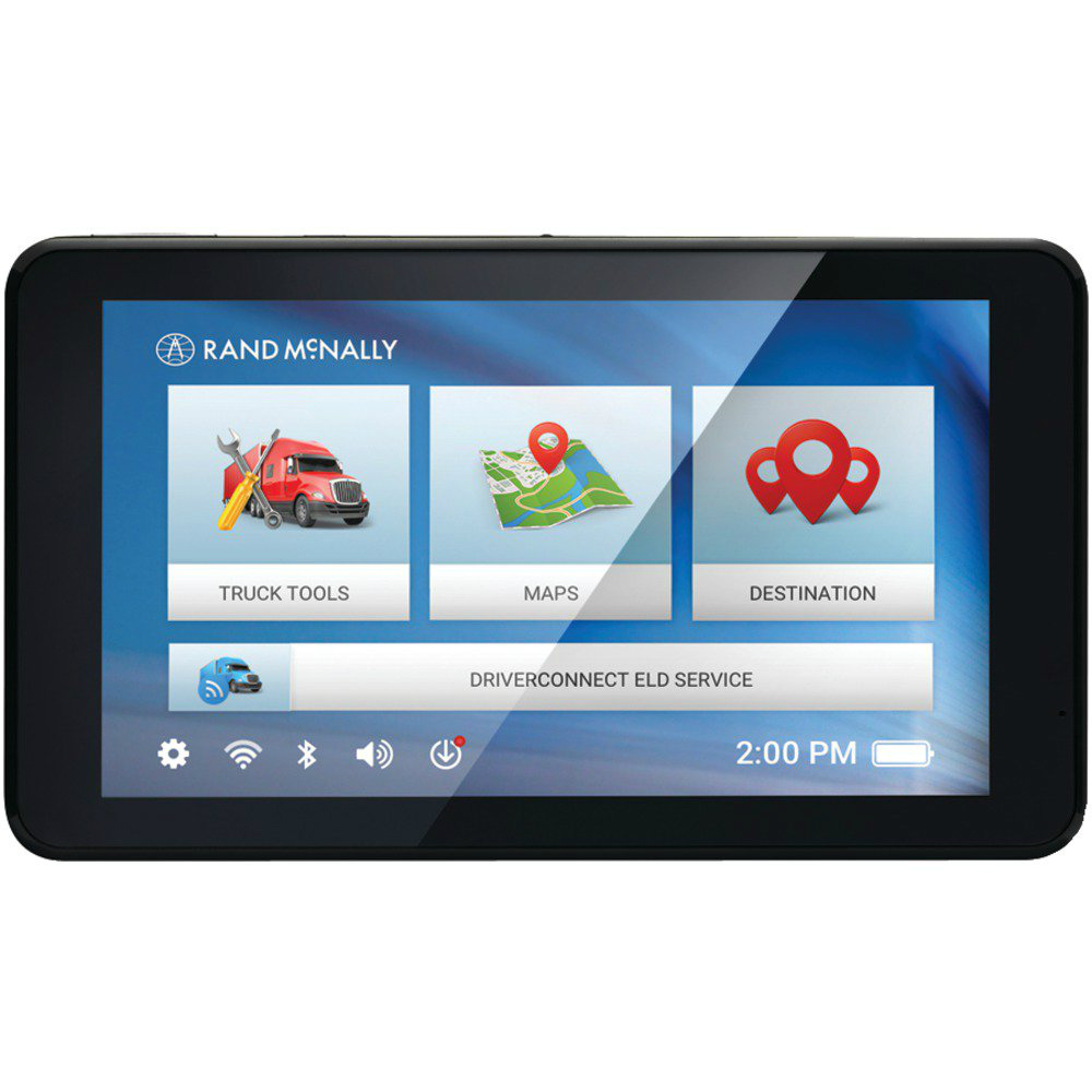 Rand Mcnally Gps >> Rand Mcnally Tnd 740lm 7 Inch Intelliroute Truck Navigation Gps