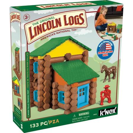 Lincoln Logs River Falls Trading Post