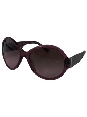f368f38bc Product Image Like New Burberry B 4102 3261/14 Purple Silver Plastic  Sunglasses 61mm