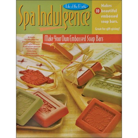 - Life/Party Soap Making Kit Embossed