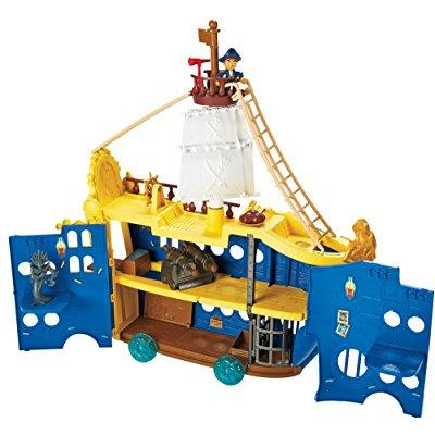 Mattel jake and the neverland pirates captain jake mighty...