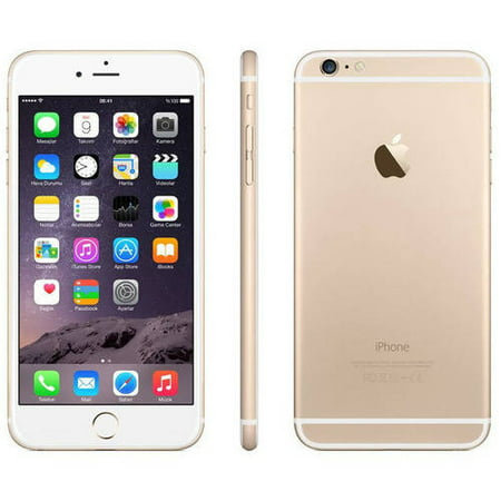 Apple iPhone 6 Plus Certified Pre-Owned (GSM Unlocked) 64GB Smartphone - Gold