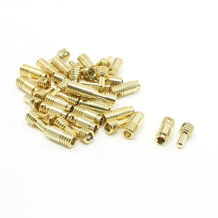 20 Pairs RC Model Battery Female 6.5mm Dia Banana  Connector Plug - image 1 de 1