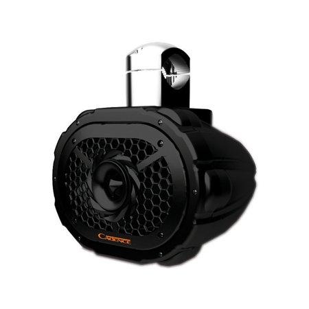 Cadence Sound Swb69b Cadence  Wake Tower 6X9 2 Way Coax System   125W Rms Black