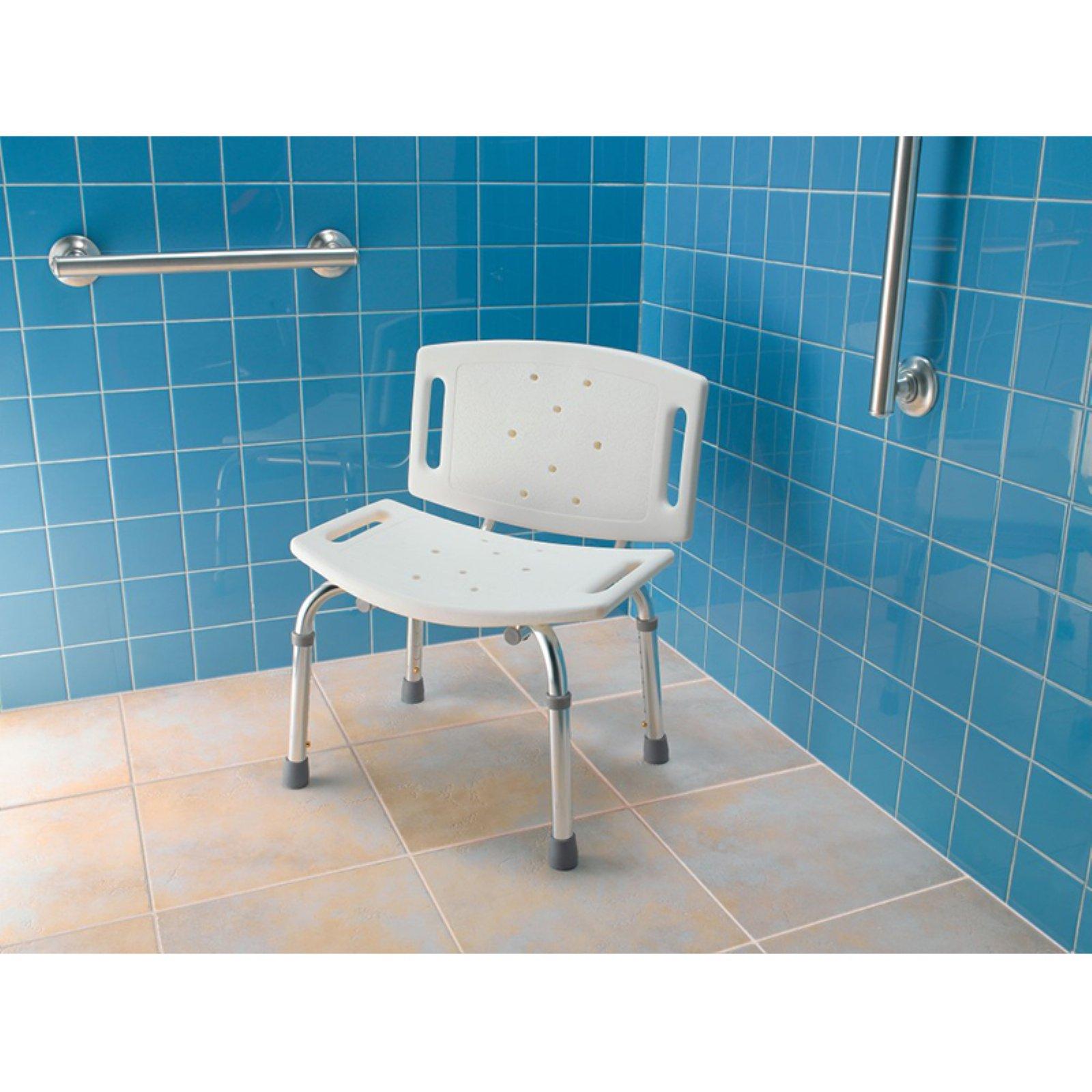 Moen Home Care DN7030 Shower Seat - Walmart.com