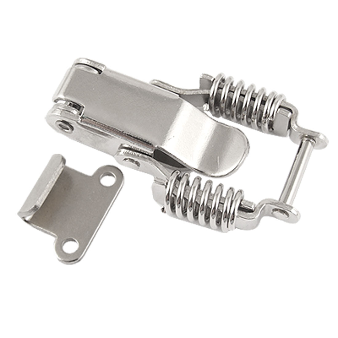 Pack of 2 Uxcell a15121800ux0721 255mm 10 Length 2 Sections Ball Bearing Cabinet Drawer Slides 2pcs