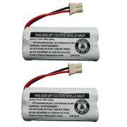 Justgreatdealz Replacement Battery BT162342 / BT262342 for Vtech AT&T Cordless Telephones CS6114 CS6419 CS6719 EL52300 CL80111 (2-Pack)