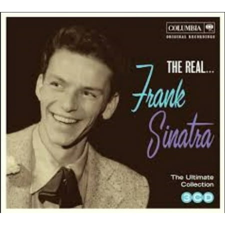 Real Frank Sinatra (CD) (1981 Chrysler Imperial Frank Sinatra Edition For Sale)