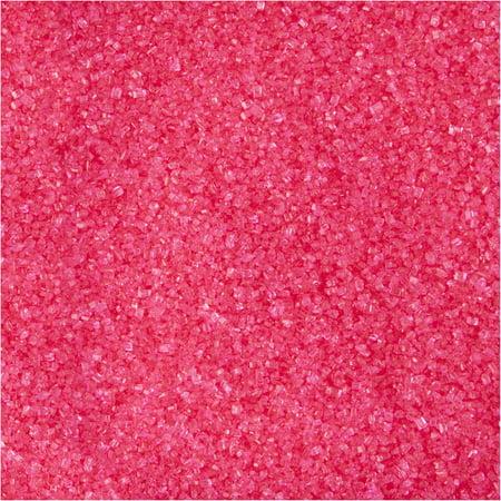 (5 Pack) Wilton Sanding Sugar, Pink, 2.5oz