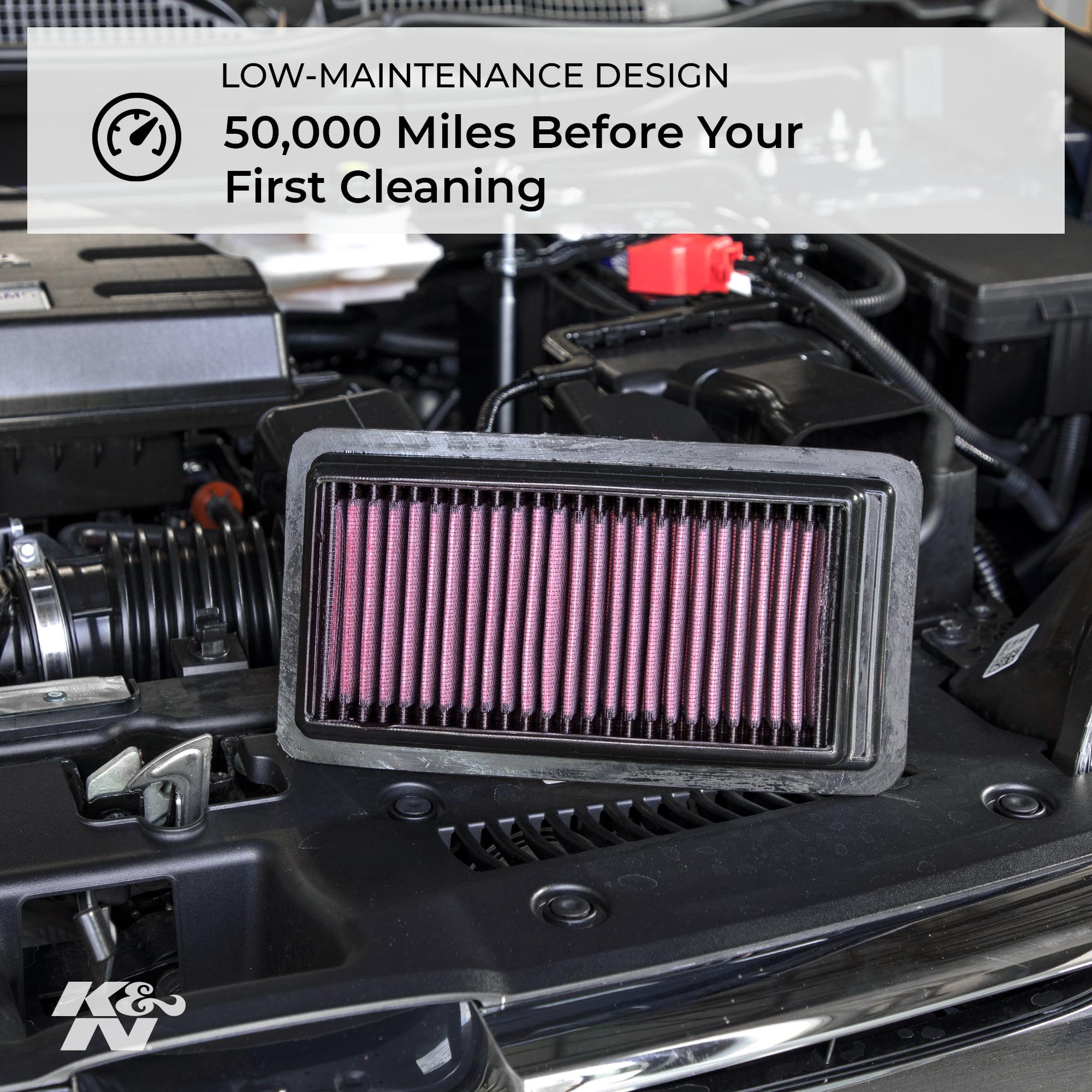 K/&N Air Filter for Toyota Corolla Matrix Vibe YarisScion XD iM33-2360
