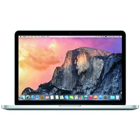 Refurbished Apple MacBook Pro 13.3-Inch Laptop Intel Core i5 2.5GHz, 256 SSD Hard Drive,