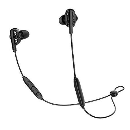 Bluetooth Headphones Mijiaer Dual Drivers Wireless In Ear Earbuds 8 Hours Playback Earphones Built In Microphone Walmart Canada