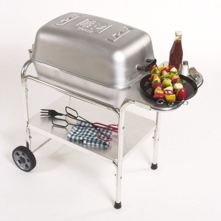 Portable Kitchen Pk Grill Charcoal Stainless