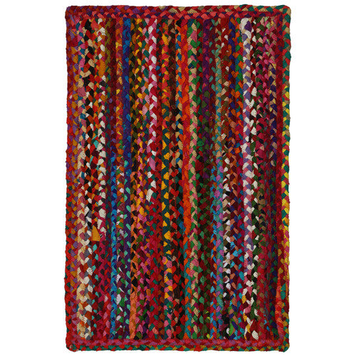 St. Croix Hand-Loomed Multi Color Area Rug