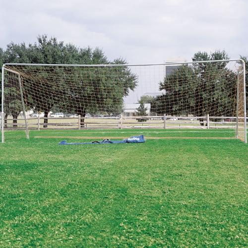 Alumagoal Take-Where-Needed Soccer Goal