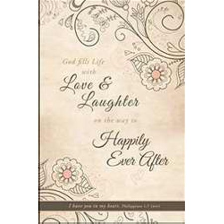 Bulletin-Love & Laughter Happily Ever After (Wedding) (Pack Of 100)](Wedding Bulletins)