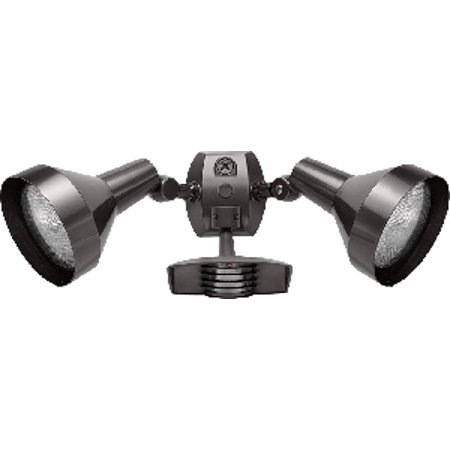 RAB Lighting STEALTH 110 SENSOR PLUS H1 FLOODS 1000W 120V PLUS CU4 BRONZE