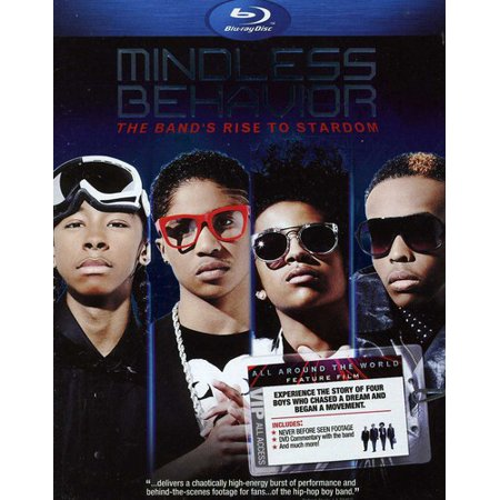 Mindless Behavior: All Around the World (Blu-ray)