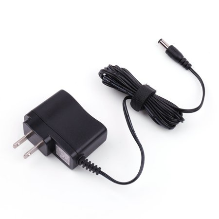 9V Power Supply for Guitar Effects Pedal, Music Keyboard, AC to DC Power Adapter for BOSS, Dunlop, DanElectro, DigiTech, Ditto, Electro Harmonix, TC Electronic, 500mA, UL Listed, 6.6FT Cable ()
