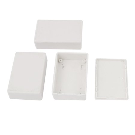 3pcs Plastic Project Power Protective Case Wire Connect Junction Box - image 1 of 1