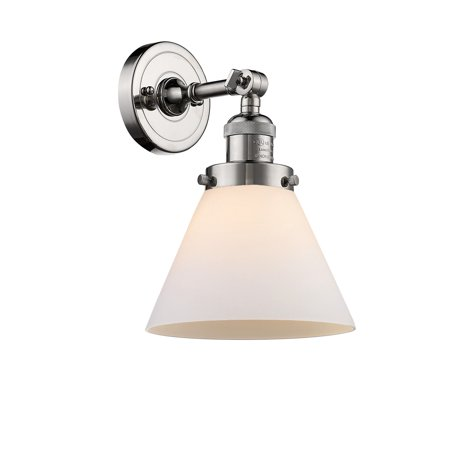 Innovations Lighting 203 Large Cone Large Cone 1-Light 10