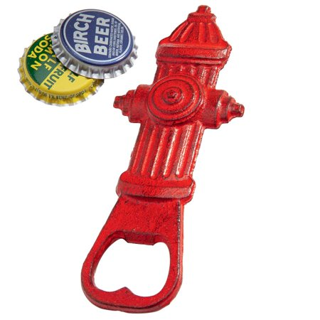 Design Toscano Fire Hydrant Cast Iron Bottle Opener ()