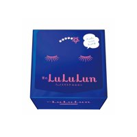 Lululun Face Mask, Enrich High Moisture Blue Collection, 32 Sheets