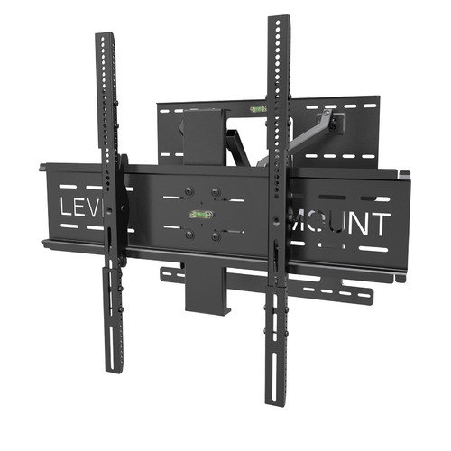 Level Mount Cantilever Deluxe Swivel/Tilt/Extending Arm Wall Mount for 37'' - 85'' Flat Panel Screens