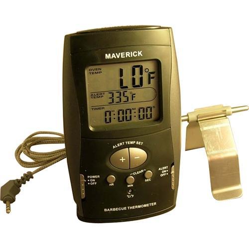 Maverick OT-3BBQ Barbeque Digital Thermometer - 10 Sec - Celsius, Fahrenheit