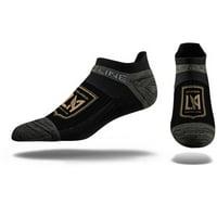 LAFC Premium Low Cut Socks - Black
