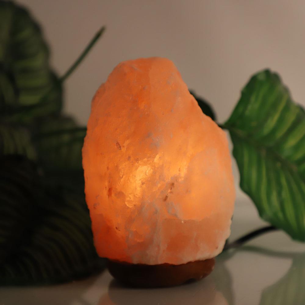 Ktaxon Salt Lamp Himalayan Natural Air Purifier Salt Lamp Rock Crystal Night Light Tower 2-5 Lbs