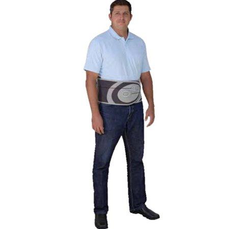 Ossur Miami Lumbar LSO Back Brace-4X-Large-Standard Anterior