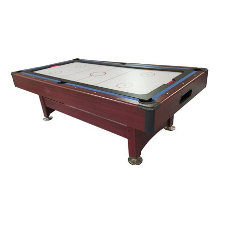8' Recreational 2-in-1 Pool Billiards and Hockey Game Table 8' Licensed Pool Table