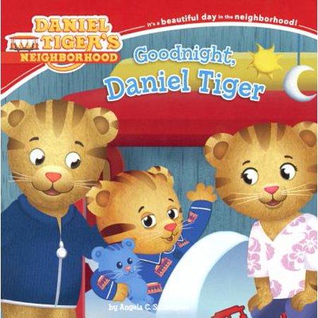 Goodnight, Daniel Tiger - Daniel Tiger Coloring Pages