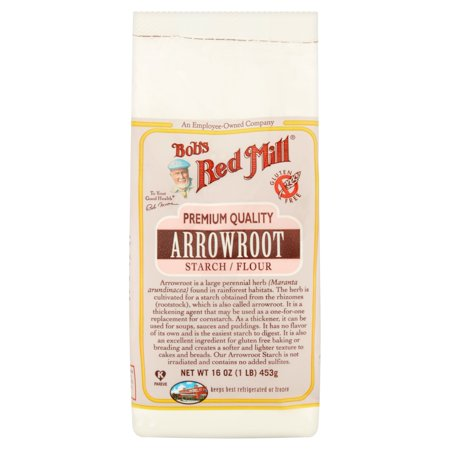 Bob's Red Mill Premium Quality Arrowroot Starch / Flour