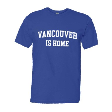 PleaseMeTees™ Mens Vancouver Canada Is Home Born In From BC HQ Tee](Halloween Vancouver Bc)