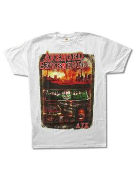 Avenged Sevenfold Mens T-Shirts & Tank Tops - Walmart com