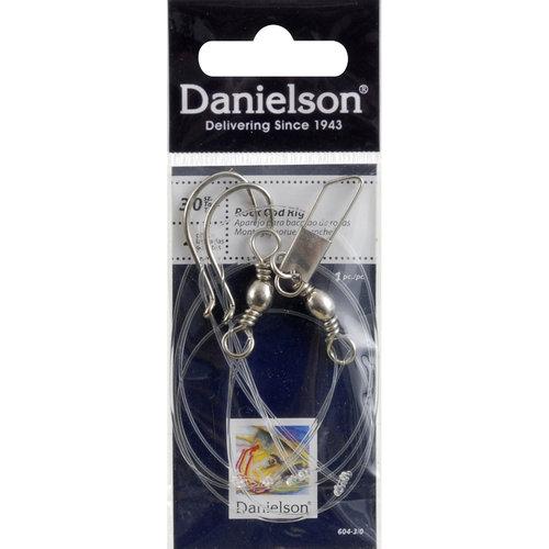 Danielson Rig Rock Cod
