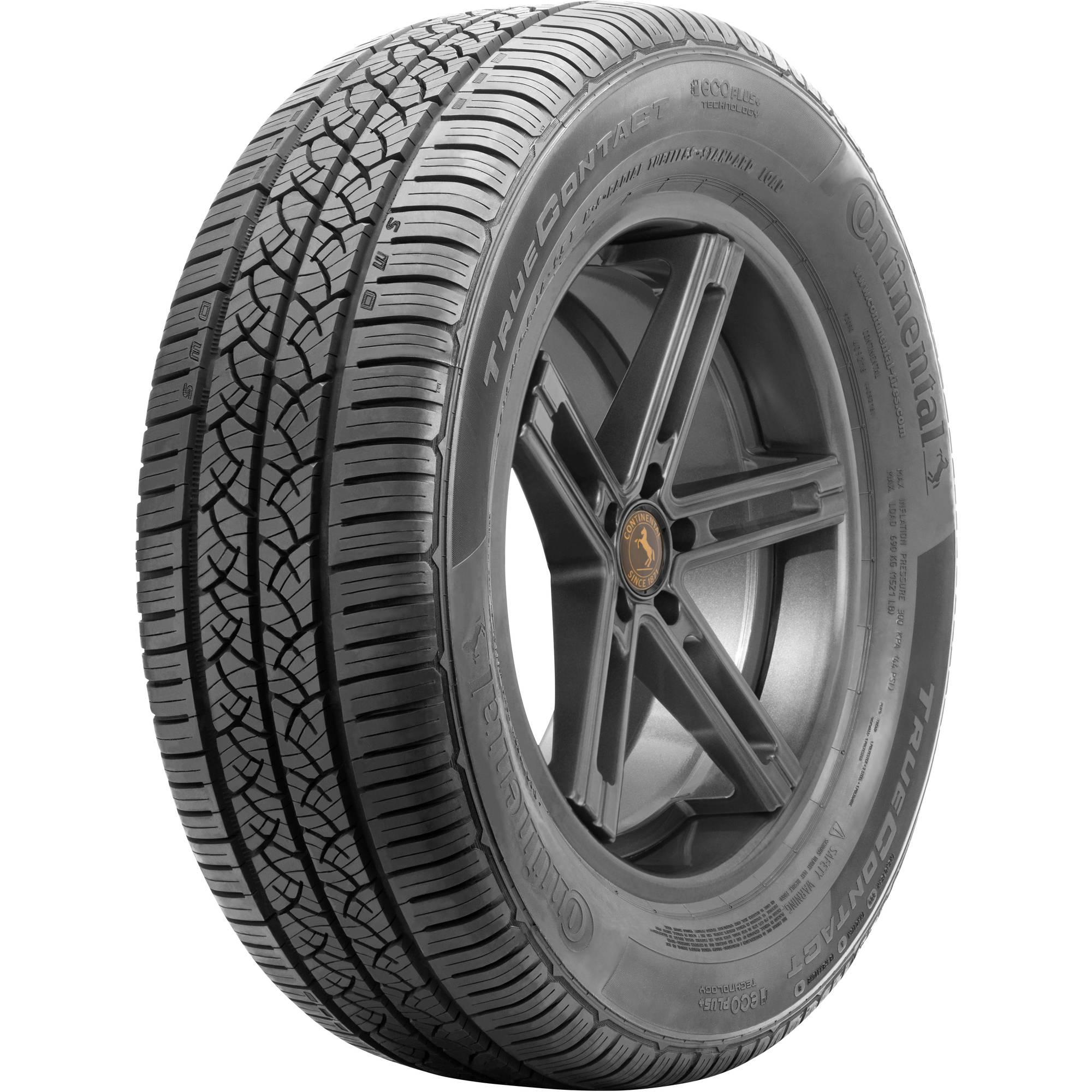 Continental Truecontact Tire 235/60R18 Tire 103T