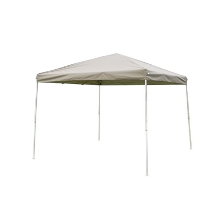 NatureFun 10 x 10 Feet Outdoor Steel Frame Pop Up Patio Instant ...