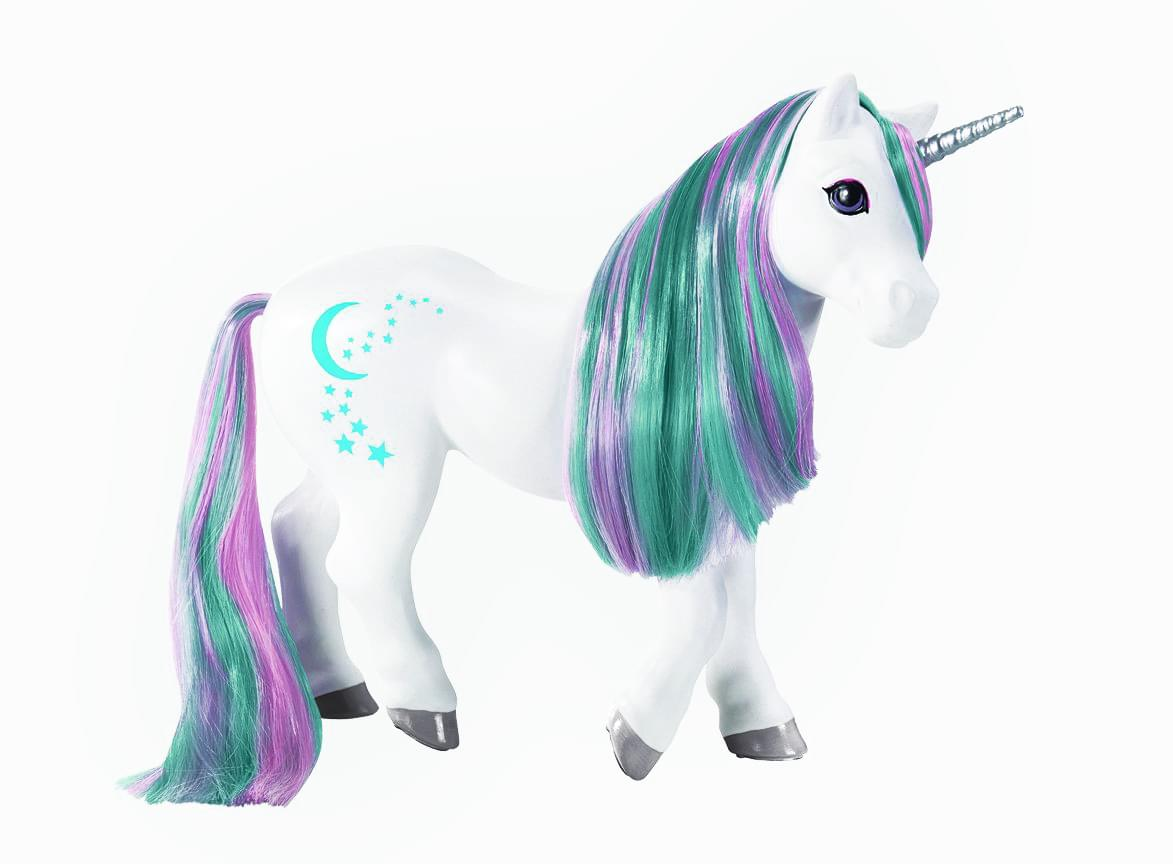 Breyer Luna Color Changing Bath Time Unicorn Toy by Breyer