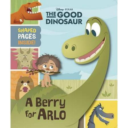 The Good Dinosaur: The Good Dinosaur (Novelty): A Berry For - The Novelties