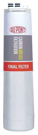 DuPont WFQTC30001 QuickTwist Carbon Block Filter Cartridge by DuPont