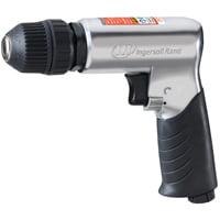 Ingersoll-Rand 7811G 3/8 Reversible Air Drill Keyless Chuck 5Hp