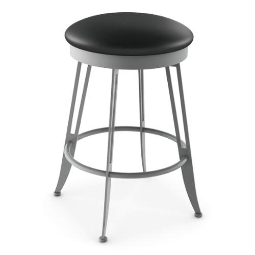 Amisco Phylo Swivel Metal Bar Stool by Overstock
