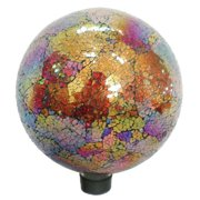 "VCS 10"" Mosaic Glass Globe"