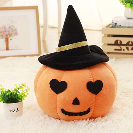 Halloween Movie Themed Pumpkin (KABOER Halloween Decorations Ghosts Doll Pendants Decorative Elements of Pumpkins for Home Decorations for Halloween Themed)